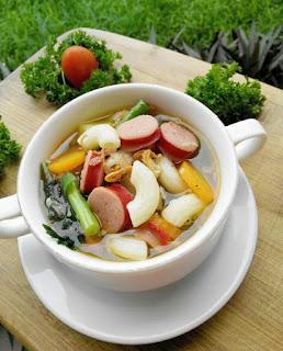 Ide Resep Masak Sup Sosis Macaroni