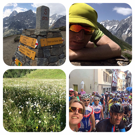 Great Times on the Tour du Mont Blanc!