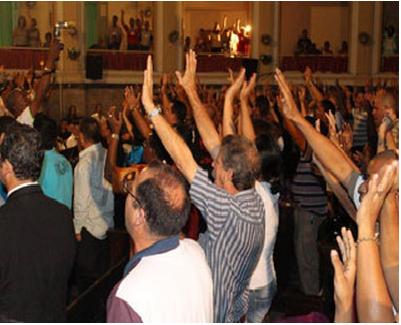 Cristianos en el mundo