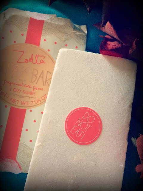 Zoella Beauty Fizz Bar