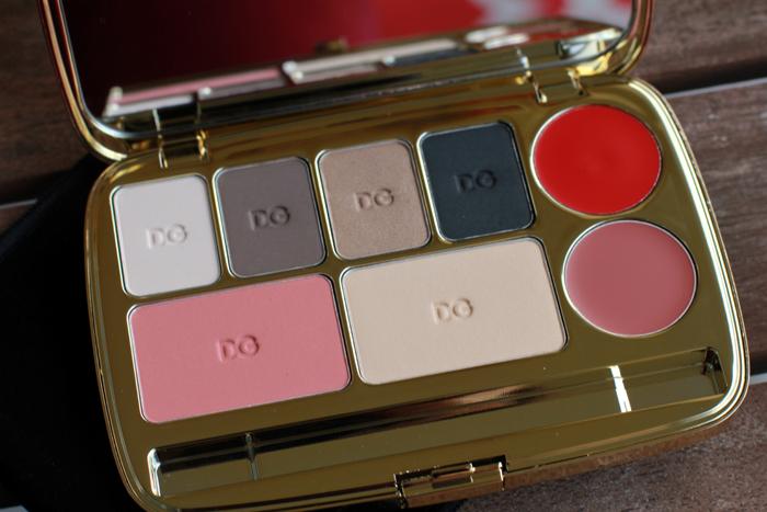 D&G Beauty Voyage palette