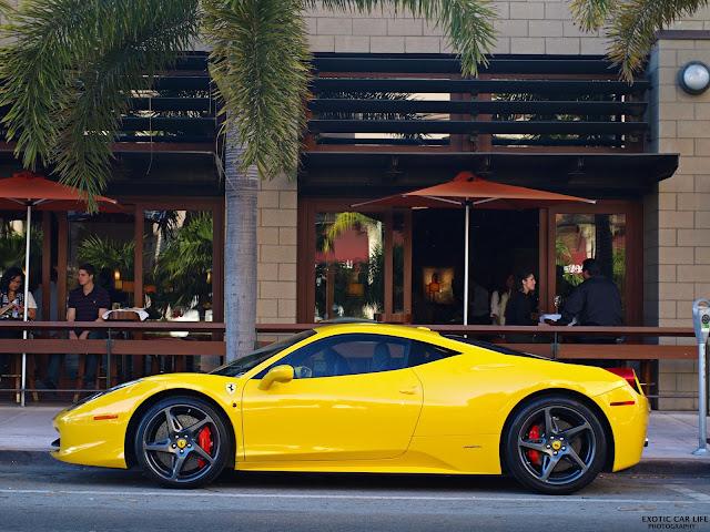 フェラーリ壁紙「Ferrari 458 Italia/spider」