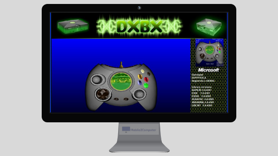DXBX Emulator - Top Best Xbox 360 Emulator for XboX 360 nad Xbox One games