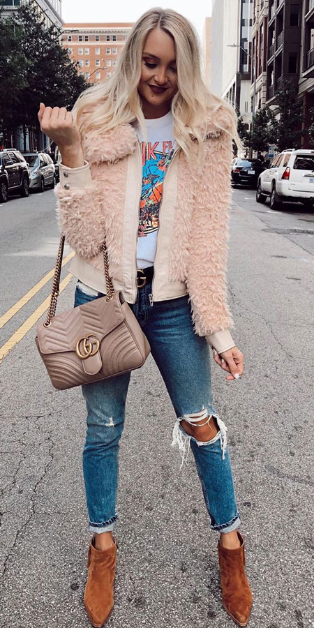 30 pretty winter outfits