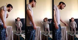 Θα το λατρέψετε! Όταν ο μπαμπάς μαλώνει την μικρή αλλά τσαούσα κόρη του!
