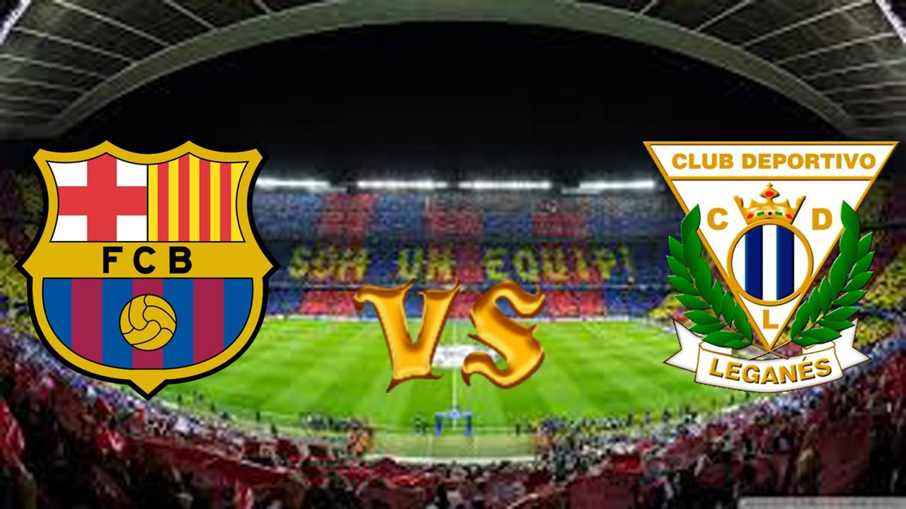 برشلونة وليجانيس  اليوم 20-01-2019 مباراة البارسا اليوم