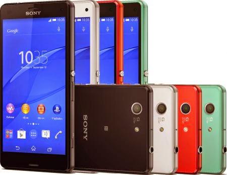 Gudangnya Spesifikasi Sony Xperia Z3 Compact Spesifikasi