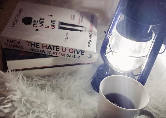 Nienawiść, którą dajesz...