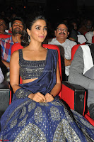 Pooja Hegde choli saree at DJ Duvvada Jaggannadham music launch ~  Exclusive 102.jpg
