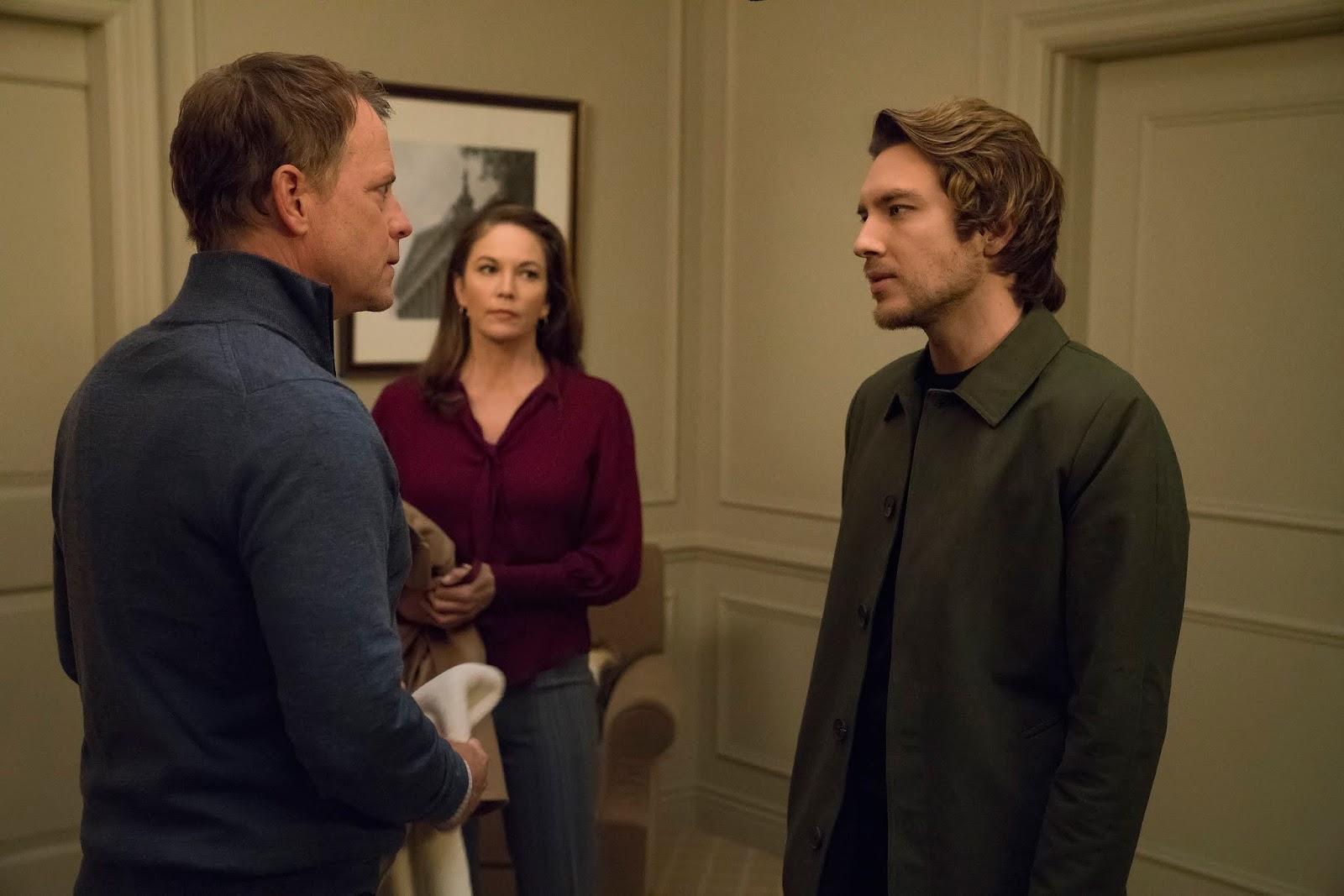 Los protagonistas secundarios de la sexta temporada de 'House of Cards'