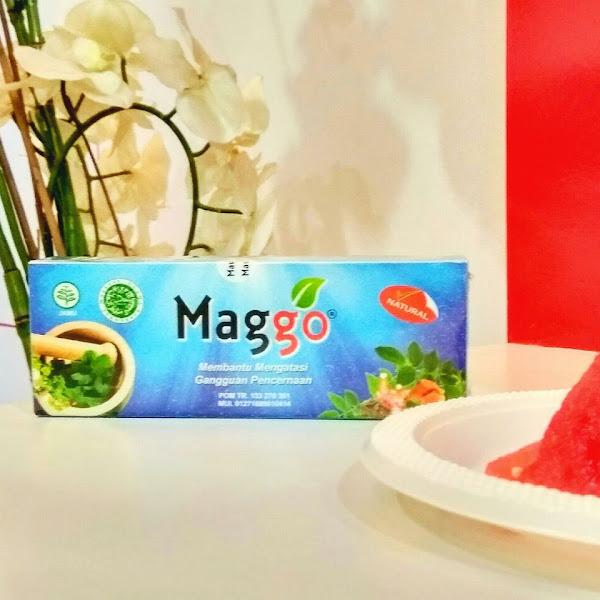 Maggo, Ramuan Herbal Tanpa Efek Samping Penuntas Sakit Maag