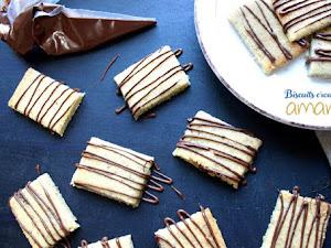 Biscuits croustillants aux amandes {facile et rapide}