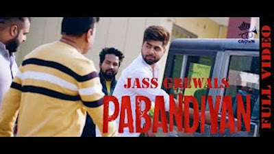 Pabandiyan Lyrics - Jas Grewal | Punjabi Songs 2017
