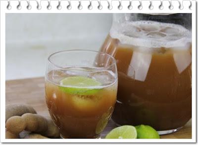 Manfaat minum air asam jawa untuk kesehatan