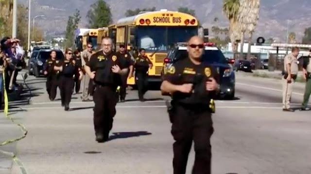 2 adults killed, 2 kids injured in American elementary school shooting