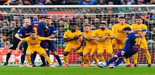 مباشر ||  قمة الليجا الاسبانية  برشلونة واتليتكو مدريد , 04-03-2018 الدوري الاسباني الابداع عنوانه ميسى