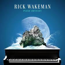 Lanzamiento:  RICK WAKEMAN  Piano Odyssey