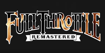 remastered version of Lucasarts' Full Throttle