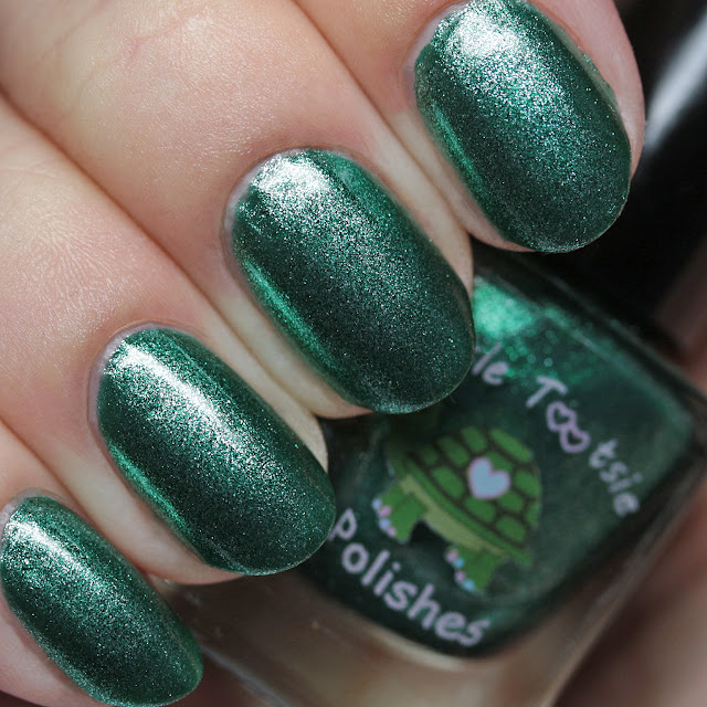 Turtle Tootsie Polishes I'm On the Naughty List