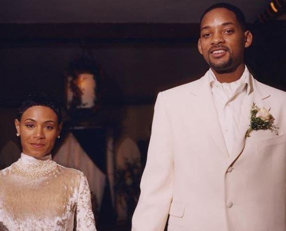 Will Smith celebrates 20th wedding anniversary with Jada Pinkett
