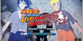 Download Game Naruto Shippuden Ultimate Ninja 5 untuk PPSSPP Offline Terbaru 2018