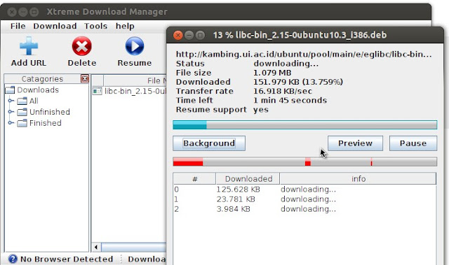 Xtreme Download Manager, XDMAN
