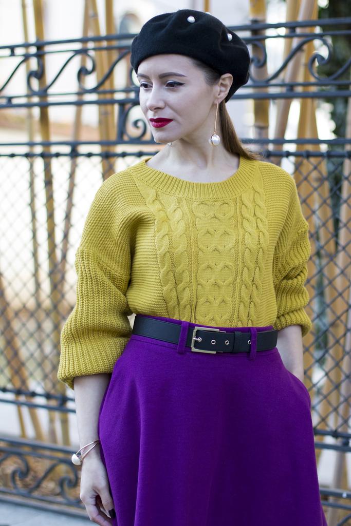 adina nanes yellow sweater rosegal review