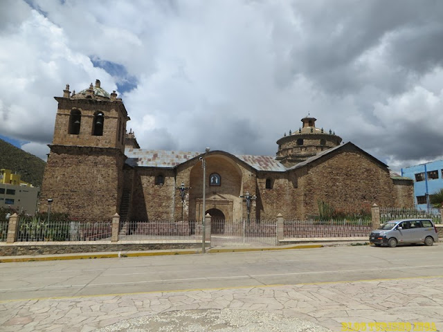 iglesia matriz putina