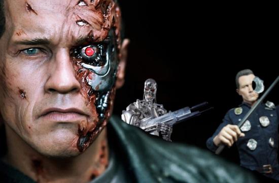 20 Modelos de Terminator Que Quizás No Conocías