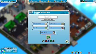 Mad Games Tycoon Game Screenshot 5
