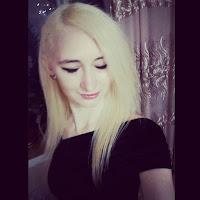 История моих голубых волос