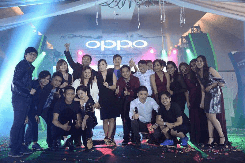 Team Oppo Philippines