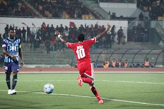Hero I-League 2016-17: Shillong Lajong FC beat Minerva