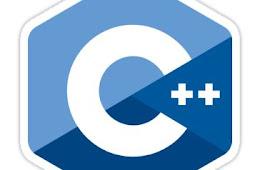 Pemrograman C++ : Variabel Statis