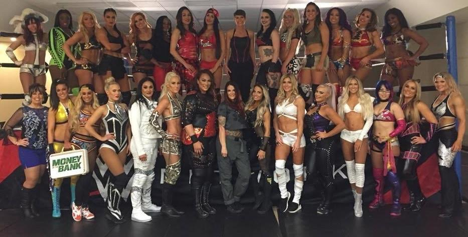 First ever Women Royal Rumble 2018.  StrengthFighter.com