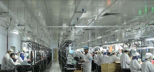 Pada Tahun 2019 Mendatang! Akan Memperluaskan Pabrik Vivo