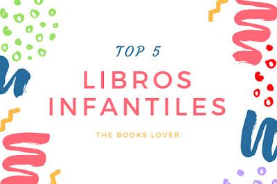 Top 5: Libros Infantiles