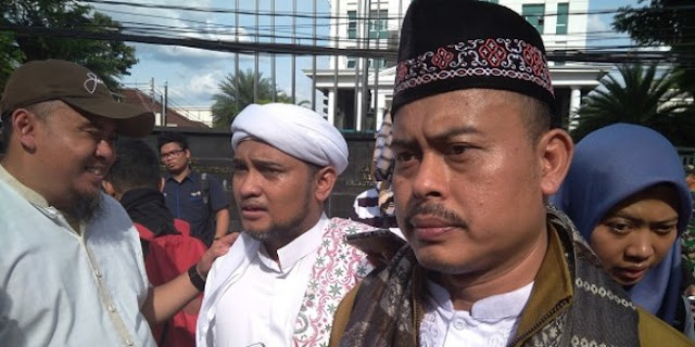Eks 212 Dukung Jokowi, PA 212: Mereka Keluar Garis Komando Rizieq