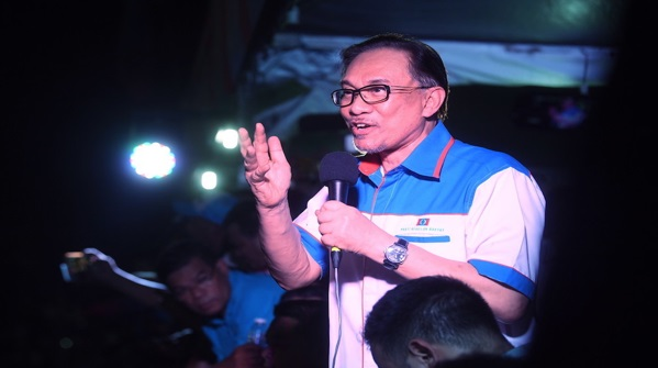 'Kalau wakil rakyat bermewah, kita lesing' – Anwar Ibrahim