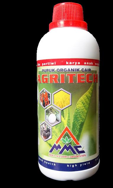 Pupuk Organik Cair Agritech