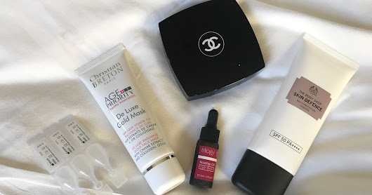 In Flight Beauty Essentials - The Only Carry On Products You Need Onboard