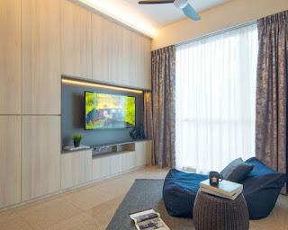 Desain Interior Apartemen Yang Fungsional