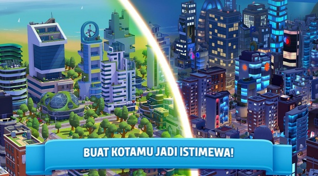 City Mania Town Building Game Apk For Android V1.1.2I