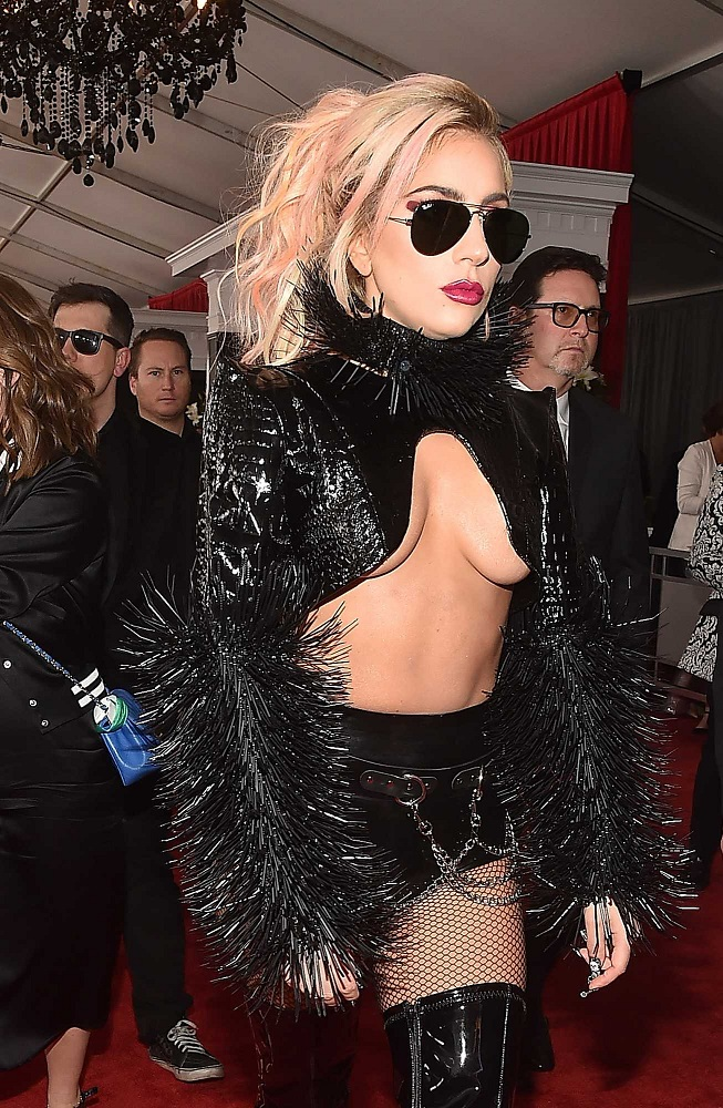 Lady Gaga – 59th Annual GRAMMY Awards