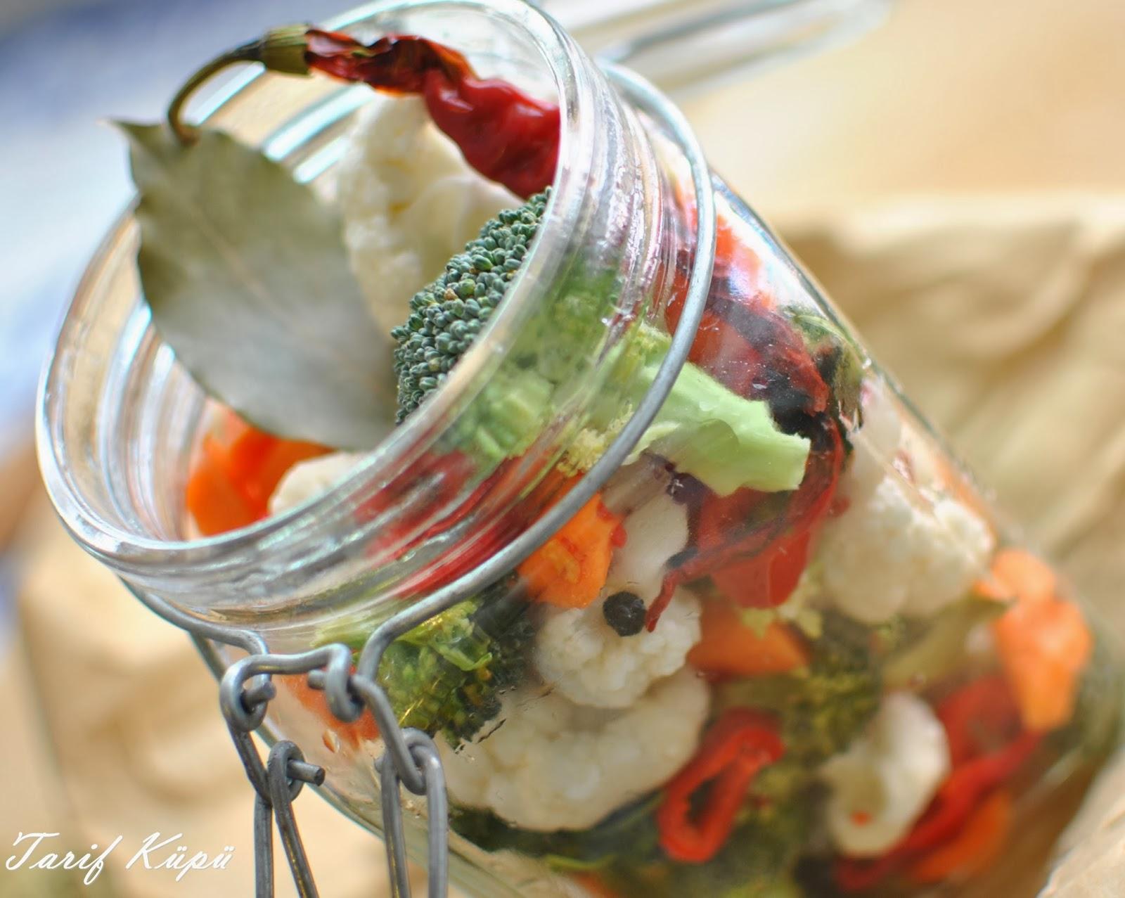 Brokolili Biberli Tavuk Yahni Tarifi
