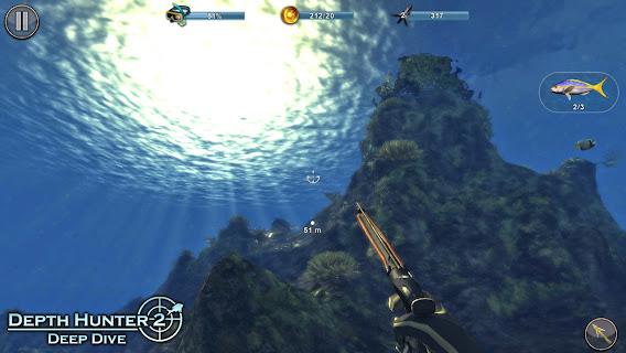 Depth Hunter 2: Deep Dive ScreenShot 02