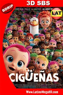 Cigüeñas: La Historia que no te Contaron (2016) Latino Full 3D SBS BDRIP 1080P - 2016