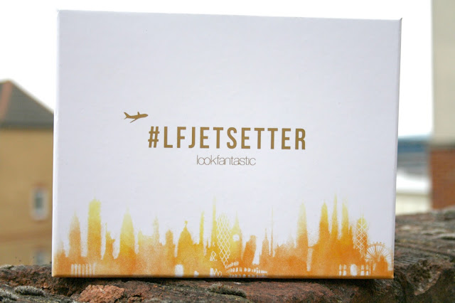 Lookfantastic #LFJETSETTER June 2016 Box