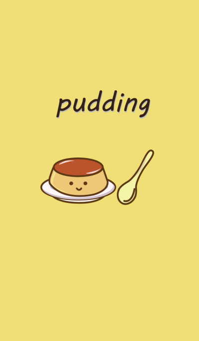 Very Cute Pudding