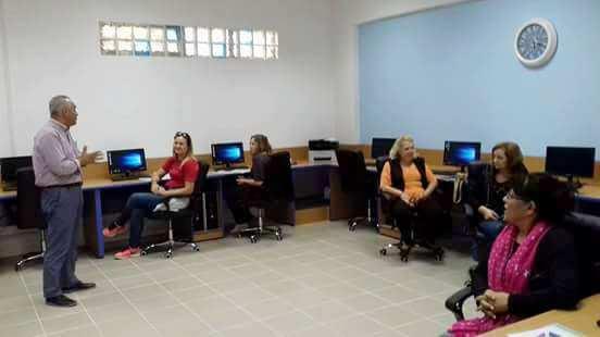 Άρχισαν τα μαθήματα στο Κέντρο Εκμάθησης Ηλεκτρονικών Υπολογιστών του Δήμου Φυλής